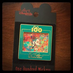 Disney 100 Mickeys Limited Edition Pin